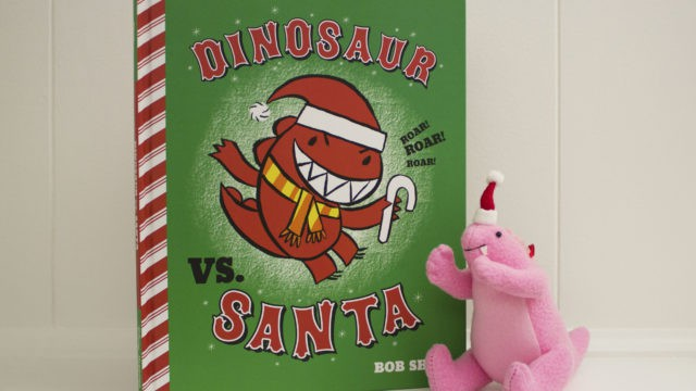Read & Create: Dinosaur Vs. Santa