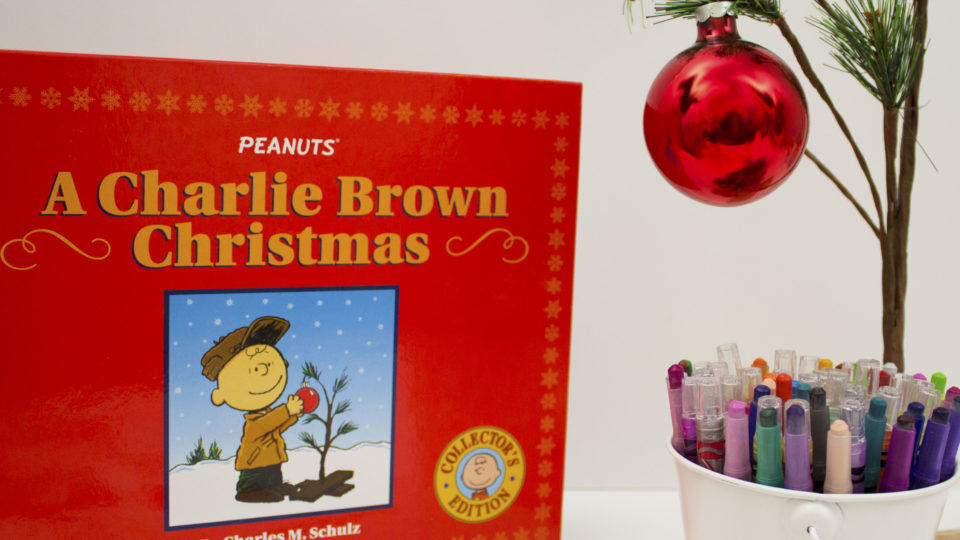 It's Not Such A Bad Little Tree… A Charlie Brown Christmas