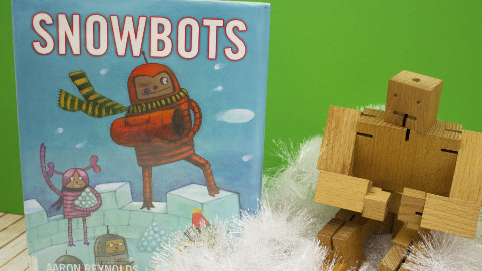 Winter Day Craft Fun With Snowbots!