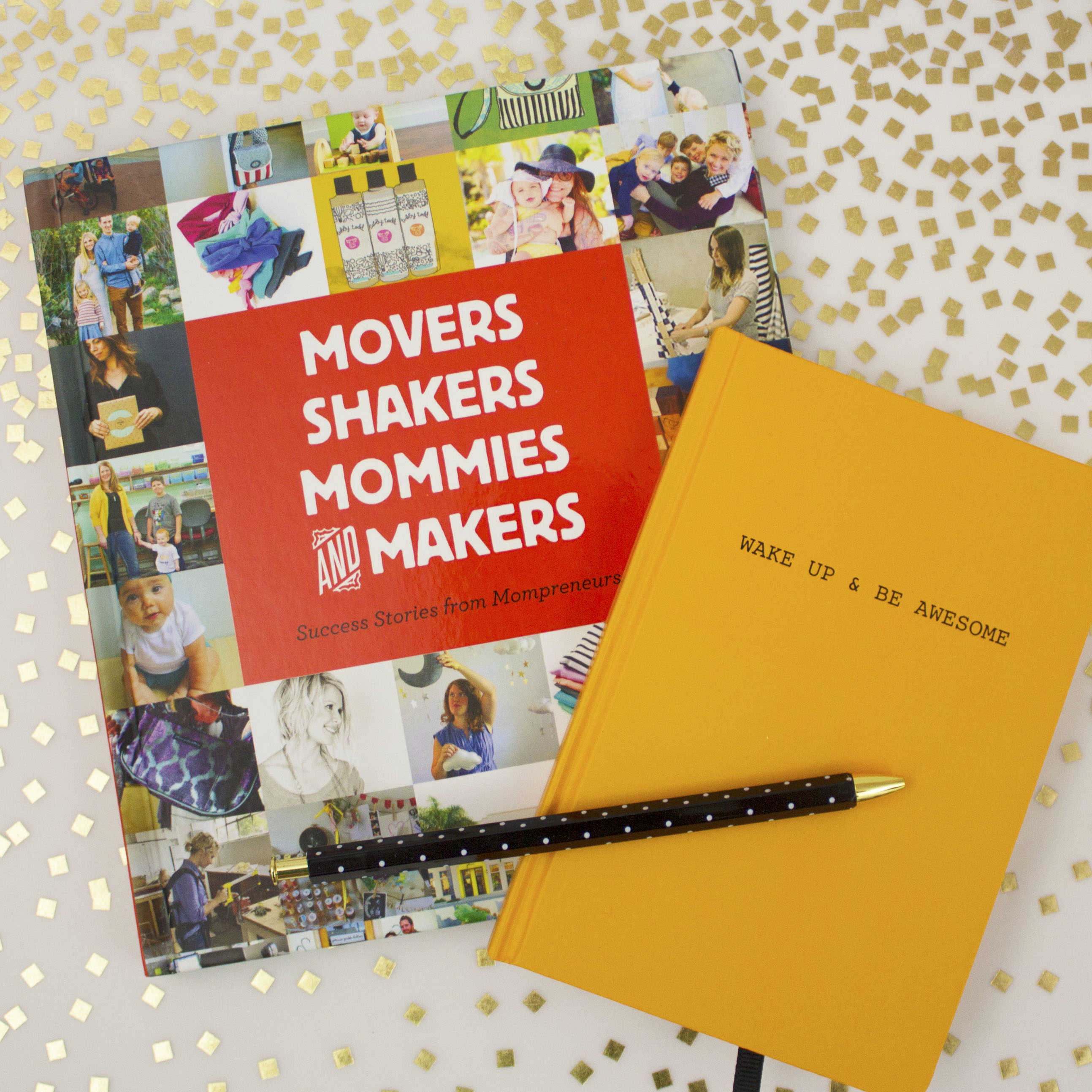 movers shakers mommies and makers cover