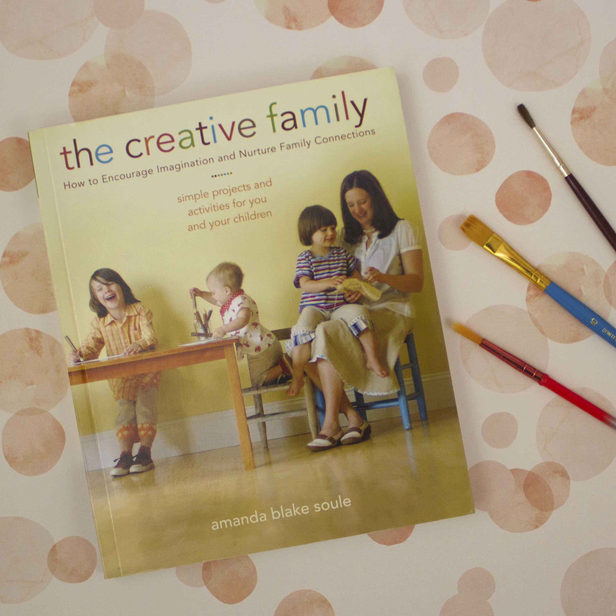 the creative family cover