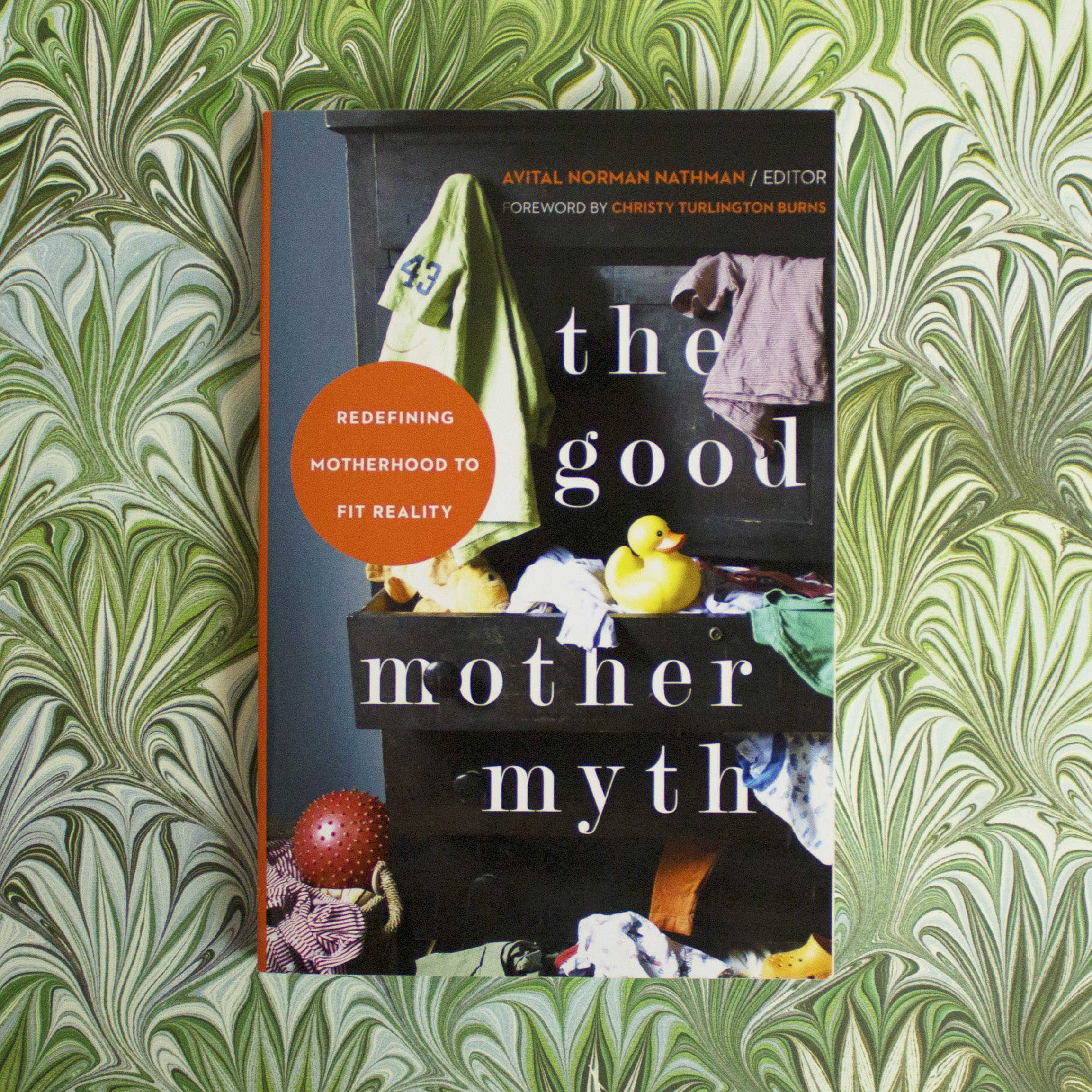 the good mother myth cover