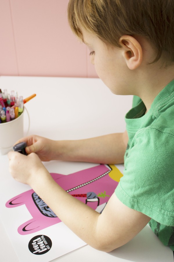 puffy paint for fine motor